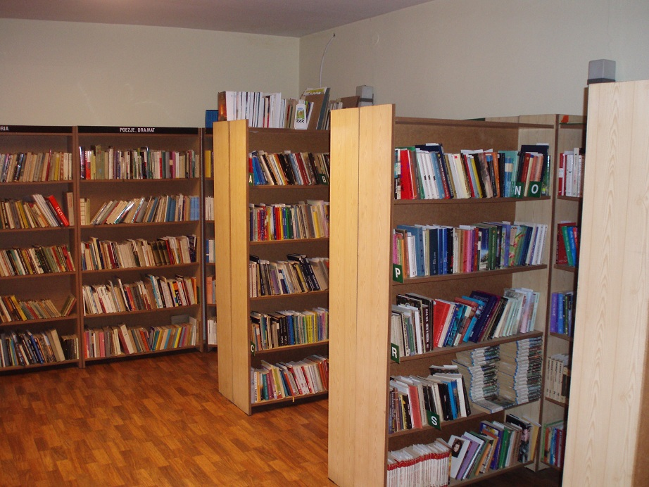 Przeglądasz galerie Biblioteka